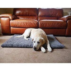 Pet Blanket Cat Dog Puppy Bed Sleeping Mat Mattress Winter Calming Kennel Fleece