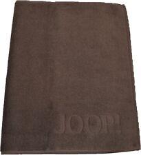 Joop! Basic Badematte 1500 Duschvorleger 50x80cm Badeteppich Baumwolle braun 365