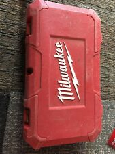 Milwaukee 5262-21 Sds Rotary Hammer Drill Case Only