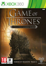 Game Of Thrones Season 1 XBOX 360 IT IMPORT U & I ENTERTAINMENT LIMITED