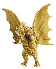 "Bandai Godzilla Movie Monster EX Series King Ghidorah 7"" Vinyl Doll Figure JAPAN"