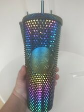 Starbucks Singapore release Oil Slick Studded Tumbler