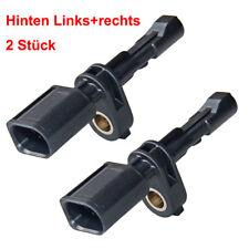 WHT003864 Für VW CADDY GOLF AUDI A3 SEAT LEON SKODA ABS Sensor Hinten 2PCS