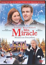 MRS. MIRACLE DVD - SINGLE DISC EDITION - NEW UNOPENED - HALLMARK - DORIS ROBERTS