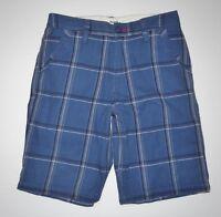 New Burton Boys Base Camp Cotton Casual Walk Shorts Size 26