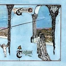 "GENESIS ""TRESPASS"" CD REMASTERED NEW+"