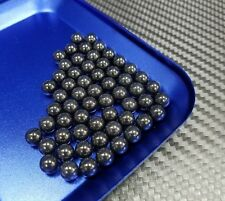 """[4 Pcs] 7.144mm (9/32"""") G5 Si3N4 Ceramic Loose Bearing Balls (Silicon Nitride)"""
