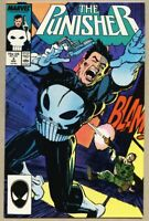 Punisher #4-1987 vf/nm 9.0 Klaus Janson Mike Baron 1st app Microchip Marvel
