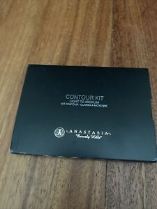 Anastasia Beverly Hills Light To Medium Contour Powder Kit Palette UK