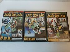 New listing Rare Extreme Zombie Land-Sea-Air 3 DVD Series Dave Mirra Extreme Sports