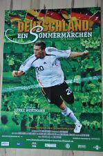 Filmposter Filmplakat DINA1 A1 - Deutschland: Ein Sommermärchen -Fussball WM Neu