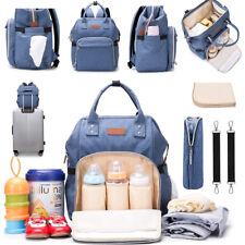 Mama Rucksack Multifunktional Babytasche Windeltasche Wickeltasche Pflegetasche