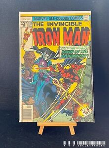 Marvel The Invincible Iron Man Issue 102 (1977) Bagged & Boarded