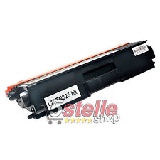 TONER NERO PER BROTHER HL 4140CN 4150CDN 4570CDW 4570CDWT TN-325 CARTUCCIA REMAN