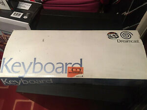 Sega Dreamcast Keyboard, Boxed
