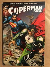 SUPERMAN SAGA HORS SERIE - T1 : août 2014