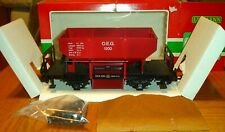 LGB 4041 G Scale OEG Rare Red Hopper Wagon