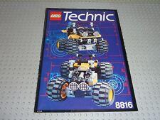 LEGO Notice de Montage Instruction Set 8816-1: Off-Road Rambler
