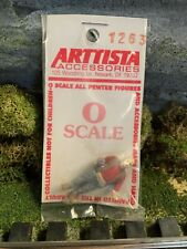 Arttista Big Sloppy Man #1263 - O Scale On30 On3 Figures People - Artista New