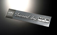 Official HKS Premium Goods Tuned Sticker - Large