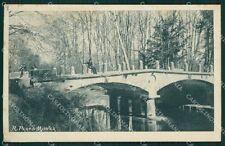 Milano Monza Parco di PIEGHINA cartolina XB0640