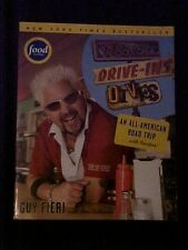 Diners Drive-in's & Dives Cookbook Guy Fieri