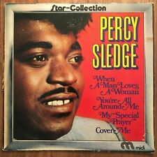 PERCY SLEDGE - STAR-COLLECTION - LP