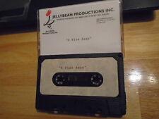 RARE unknown pop rock DEMO CASSETTE TAPE A Kiss Away UNRELEASED '90's Jellybean