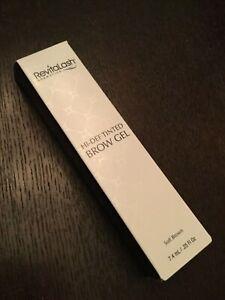 RevitaLash Hi-Def Tinted Brow Gel Eyebrow Makeup Soft Brown 7.4ml.25oz FREE Ship