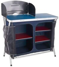 Kitchen Unit Camping/Compact Solution For Storing Equipment And Cooking Outdoors