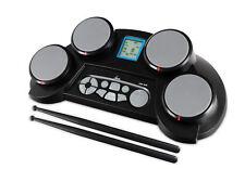 Bateria Electronica Pad Practica Digital Percusion 60 Ritmos Funcion Aprendizaje