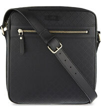 GUCCI MENS LEATHER FLIGHT BAG BRAND NEW RRP £860