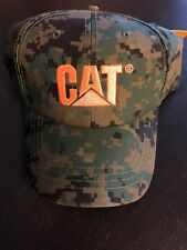CAT Embroidered Cap Hat NWT Adjustable