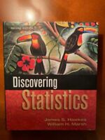 Discovering Statistics , Hawkes, James J.