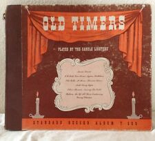 """Old Timers Played By """"the Candle Lighters"""" Vinyl LP"""