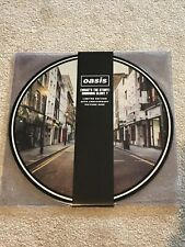 Oasis Whats The Story Morning Glory Picture Disc Vinyl Limited Edition
