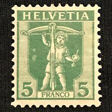 Switzerland SC #128 Used 1907