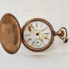 Watch Parts & Repair (Pw105) American Waltham Watch Co. Women's Pocket