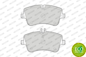 BRAKE PADS Front For MERCEDES BENZ C180 W203 2002-2007 - 1.8L 4CYL - FDB1428