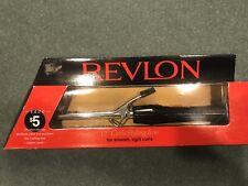 """Revlon Long Lasting Extra Tight Curls Curling Iron 1/2"""" barrel NIB"""