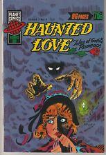 "Australian Horror: Series 2 #3 Haunted Love - Murray Comics 1979 96 Pages ""NICE"""