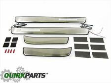 2016-2017 Nissan Maxima Front & Rear Illuminated Door Sill Kick Plates OEM NEW
