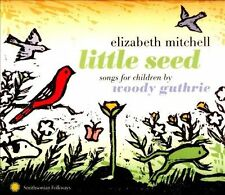 NEW Little Seed: Songs for Children By Woody Guthrie (Audio CD)