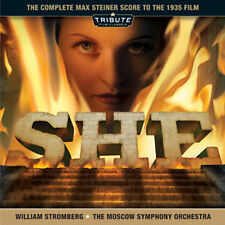 SHE (Complete Re-Recording) CD SOUNDTRACK