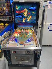 1970  GOTTLIEB Scuba 2 PLAYER PINBALL MACHINE LEDS NICE PLAYFIELD LOOKS GREAT