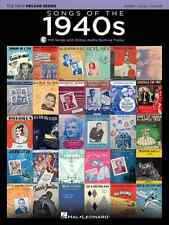 THE NEW DECADE SERIES-SONGS OF THE 1940s-PIANO/VOCAL/GUITAR MUSIC BOOK BRAND NEW