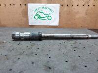 79-82 Honda CB750 CB 750c front axle shaft bolt