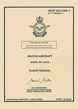 AERMACCHI MB-339CB - ROYAL NEW ZEALAND AIRFORCE - NZAP 6212.006-1 FM