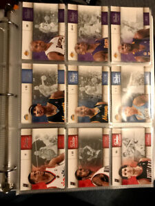 2010 Panini Studios NBA Basketball Trading Card Selection