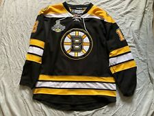 Boston Bruins Nathan Horton Authentic Reebok Jersey 2011 Stanley Cup Patch